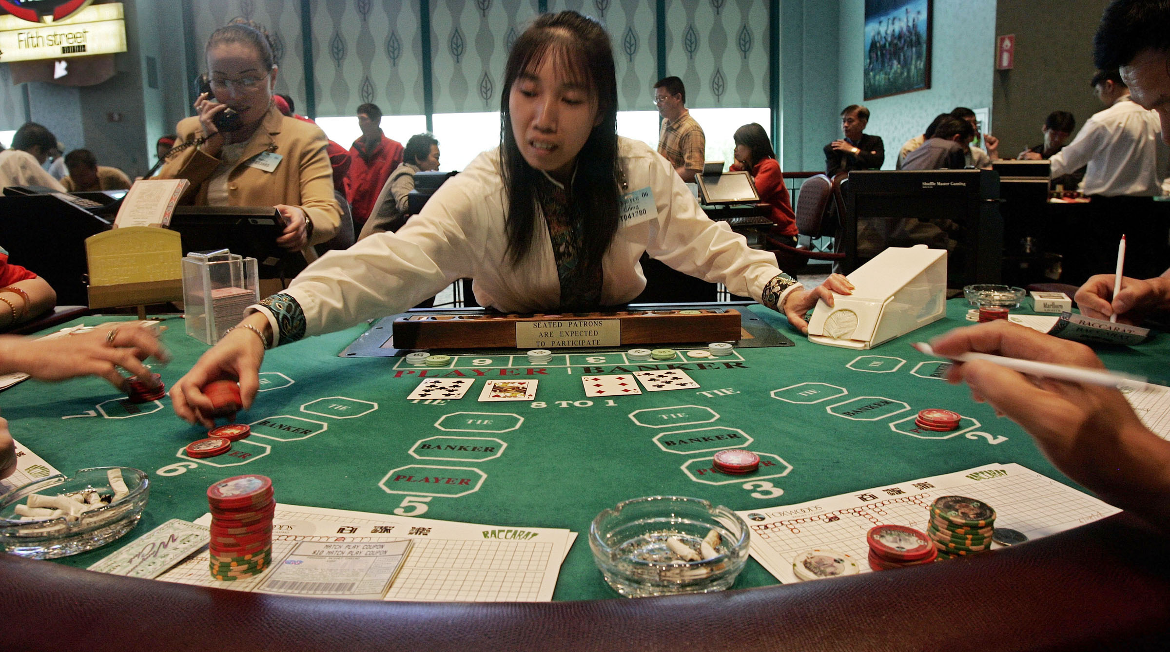 Online gambling websites – The addition