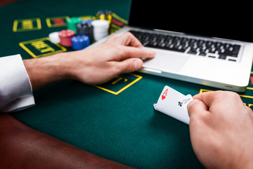 Follow the steps to download the mobile casino application