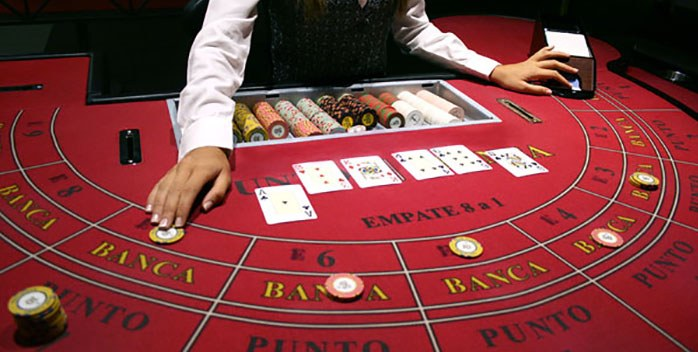 Basic gambling terms and phrases