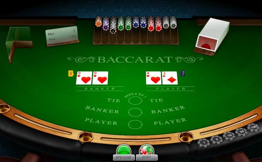 Is Investing InBaccaratOnline And Other Betting Games Safe?